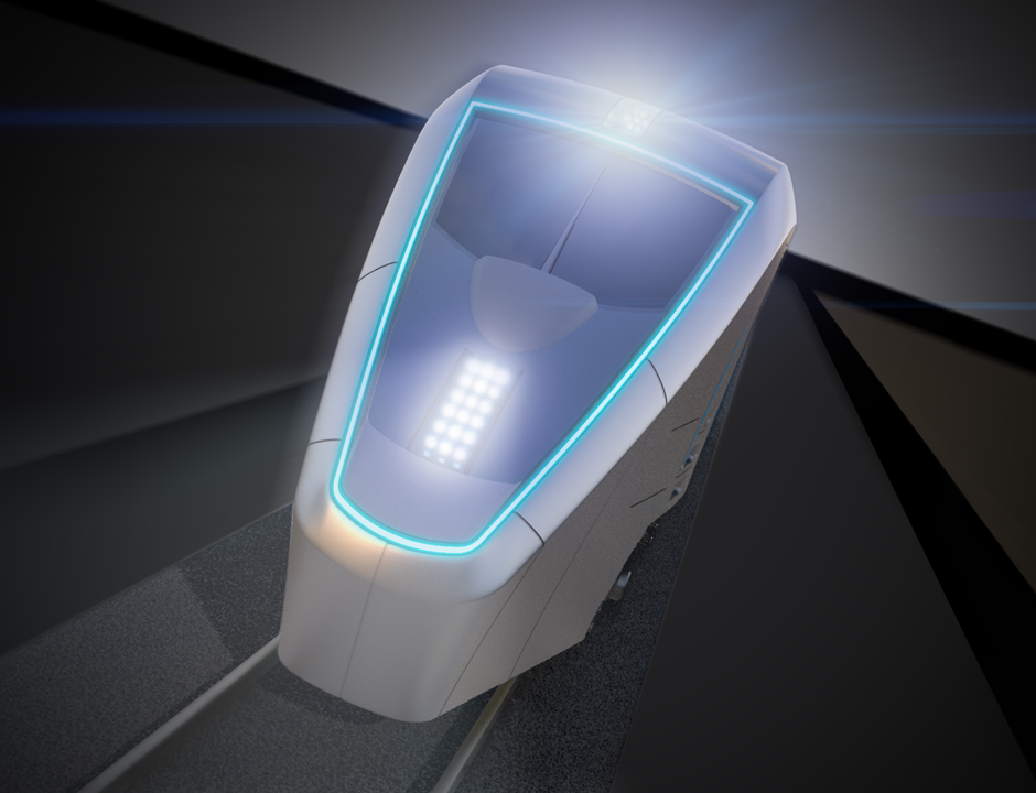 California High Speed Rail – Locomotive Concept
