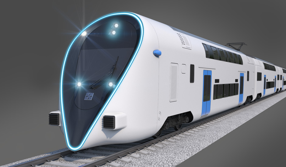 Streamliner – High Speed Bilevel Train