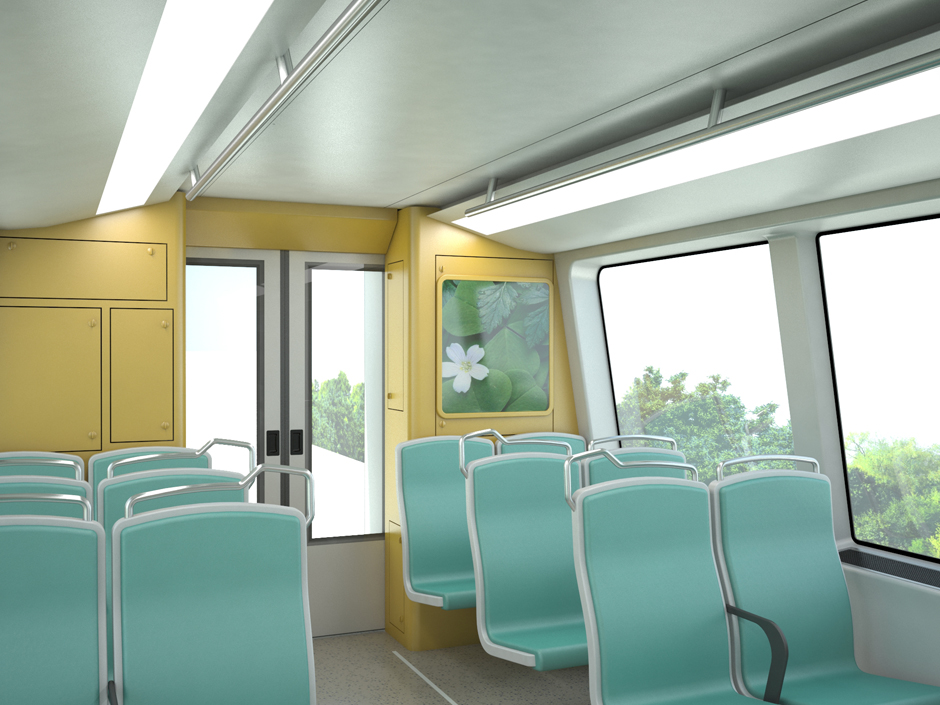 Bart – Alstom Proposal (2012)