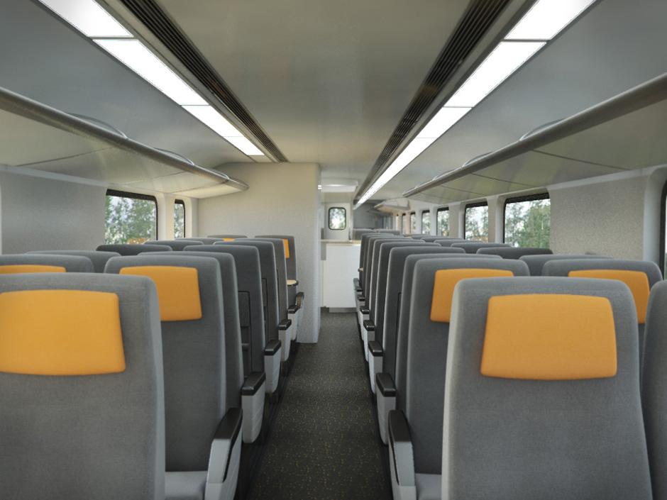 Florida East Coast – High Speed Train Proposal (2012)