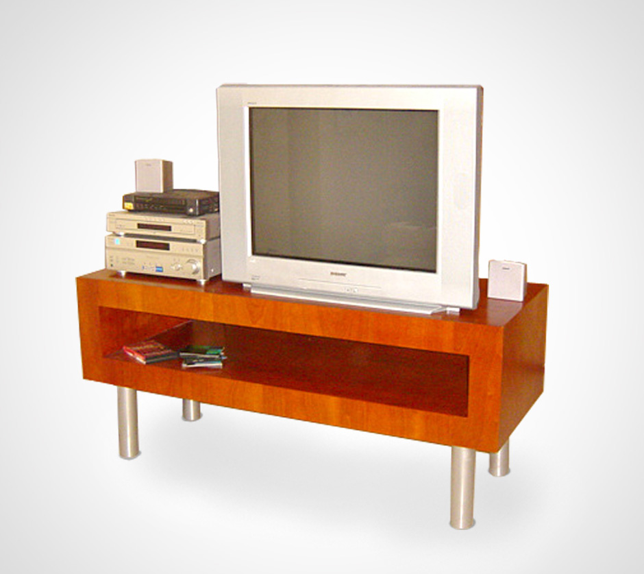 TV Console – Custom Furniture (2005)