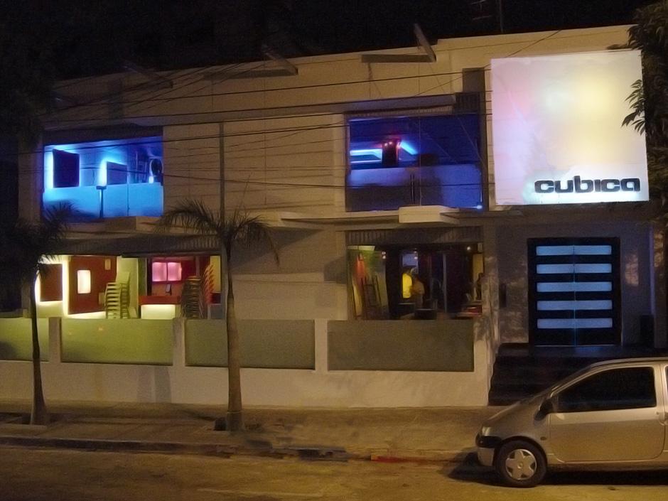 Cubica – Night Club Renovation (2005)