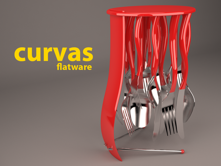 Curvas – Cutlery (2001)