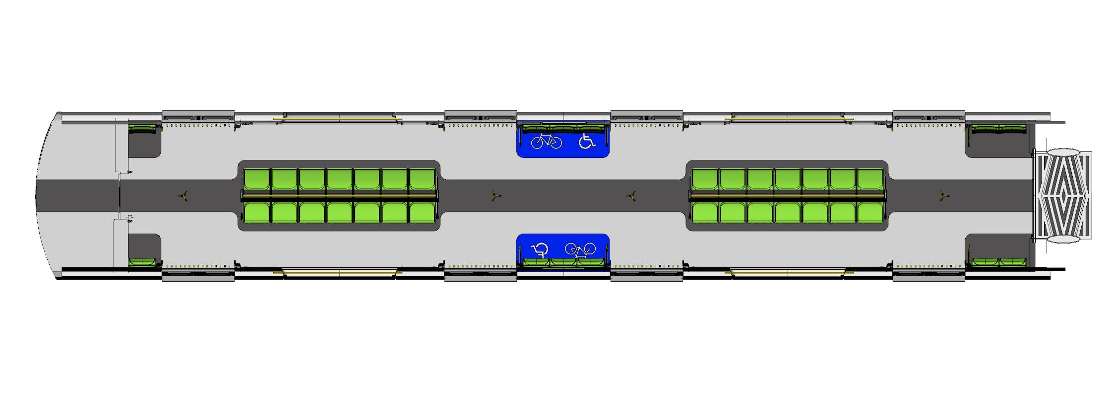 nyct r211 subway car interior carlos pilonieta portfolio. Black Bedroom Furniture Sets. Home Design Ideas