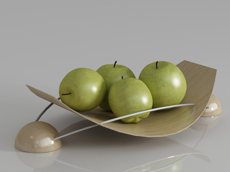 Fruit Bowl – Kitchen Accessory (2001)
