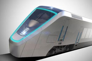 High Speed Train East Coast Corridor