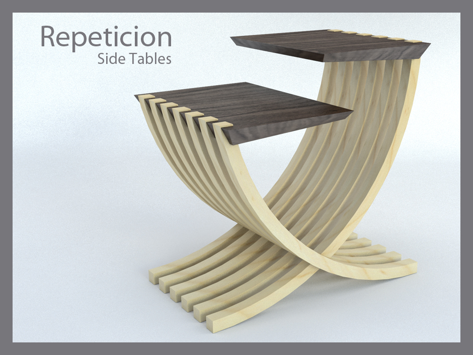 Repeticion – Side Table (2010)