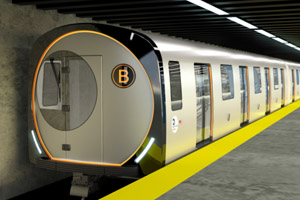 NYC Subway – Concept Proposal (2012)