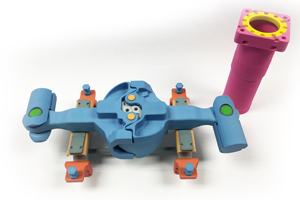3D Printed Coupler