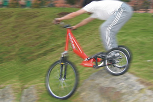 Tryciclon – Off Road Downhill Trike